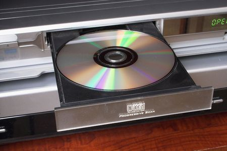dvdr: DVD Player  Recorder