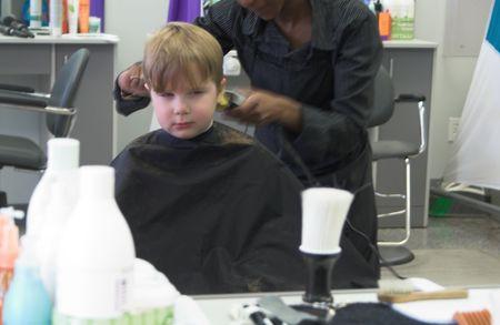 Haircut Stock Photo - 811888