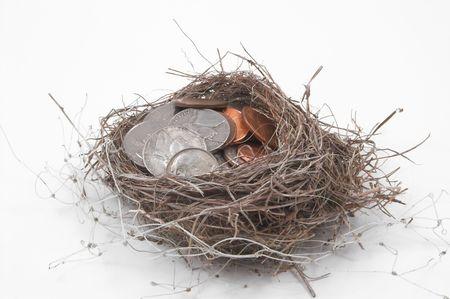 gniazdo jaj: Nest Egg