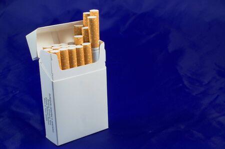 cigarette pack: Cigarette Pack