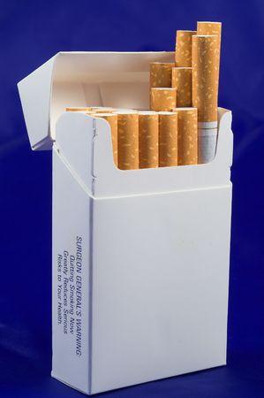 Cigarette Pack Stock Photo - 829605