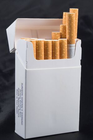 vices: Pack of Cigarettes