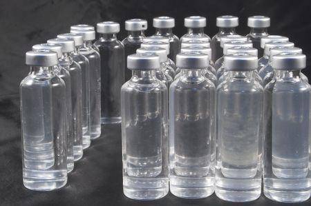 immunize: Medicine Vials