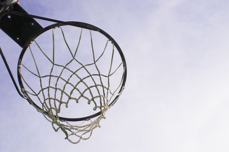 Basketball Goal Stock Photo - 865185