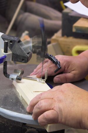 Wordworkers Scroll Saw