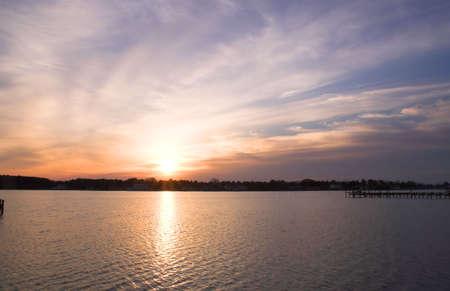 Sunrise or Sunset Imagens