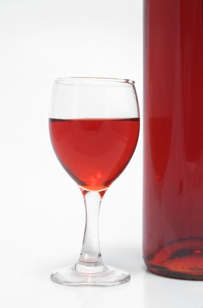 ワインのガラス