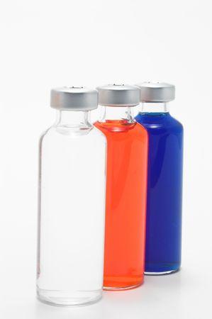 antidote: Geneeskunde Injectieflacons