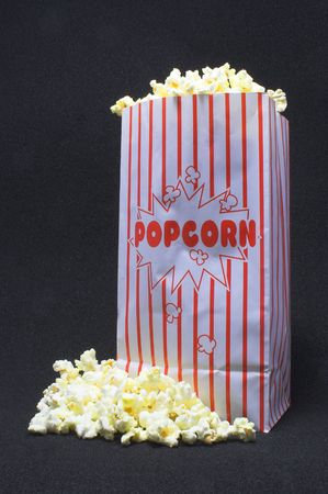 A bag of delicious movie style popcorn. Stock Photo - 1173216