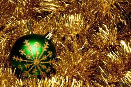 december 25th: A seasonal ornamet used during the Christmas season.
