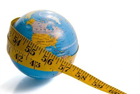 세계적인 비만의 압도적 인 문제의 개념. 스톡 콘텐츠