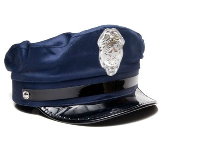 A New York City police officers hat.