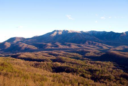 Il Monti Appalachi del orientale Stati Uniti Archivio Fotografico - 4135218