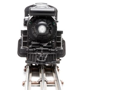 A miniature replica of a steam powered train. Stock Photo - 4289466