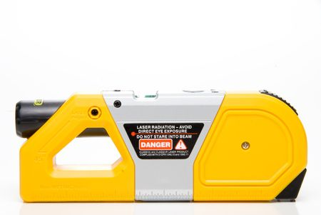 A Laser Level used in the construction industry. photo