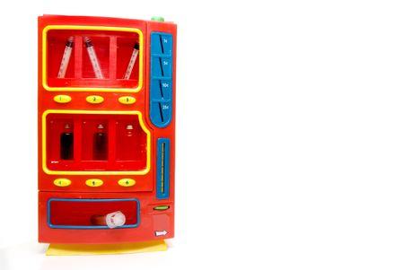 distributeur automatique: Faciles � obtenir les drogues de la rue dans une machine distributrice.