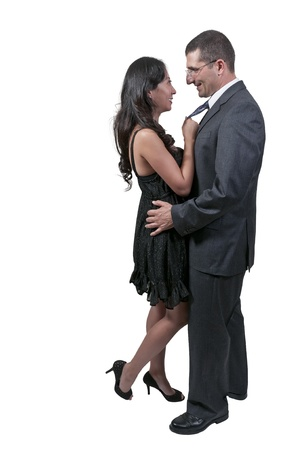 Couple in love - man and a woman