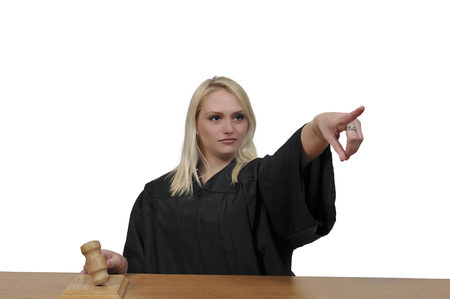 Woman District Supreme Appeals or Superior Court Judge or Magistrate