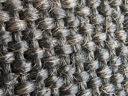 Texture pattern woven wool fibers Stock Photo - 16485430