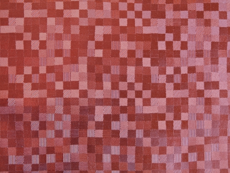 abstract texture of red squares