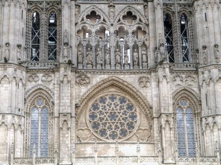 cara leon: B�veda g�tica de la cara este de la Catedral de Burgos, Burgos, Castilla y Le�n, Espa�a
