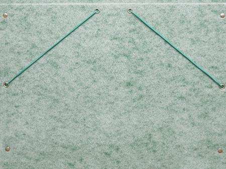 Elastische omslag met groene abstracte