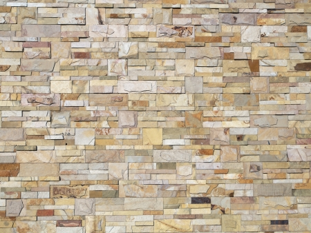 and bottom wall tile texture different shapes and colors Stock Photo