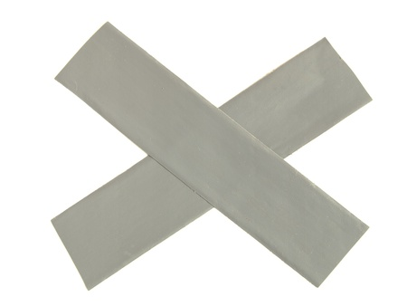 gaffer: Duct repair tape silver patterns