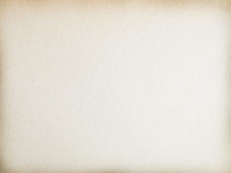 黄ばんだ紙の背景に国