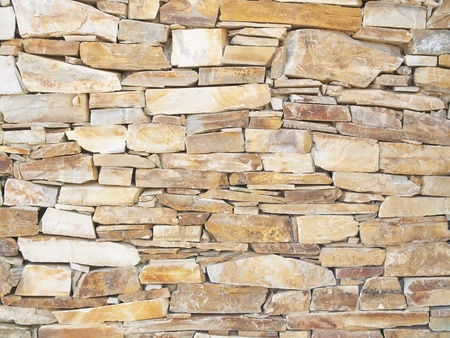 stone wall background rustic outdoor Stock Photo - 21306272