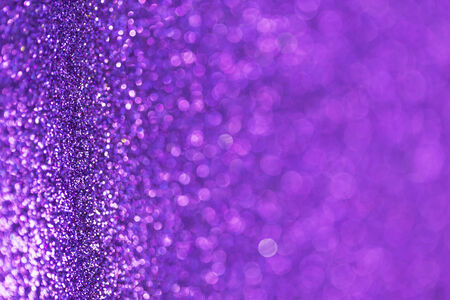 Purple background. Elegant abstract background with bokeh defocused lights photo