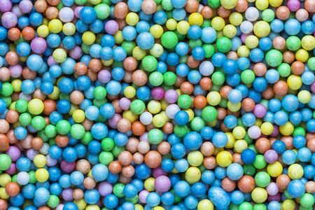 colorful beads: fun colorful beads background