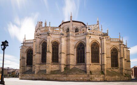 Beroemde kathedraal van Palencia, The Beautiful Unknown, Palencia, Spanje