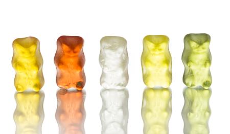 gummy: Selection of gummy bears