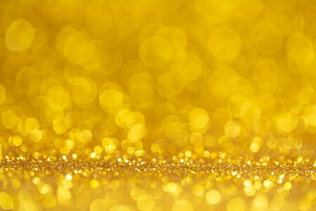 immobile: background and texture of gold wrapping paper