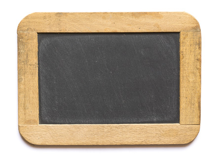 slate stone with wooden frame