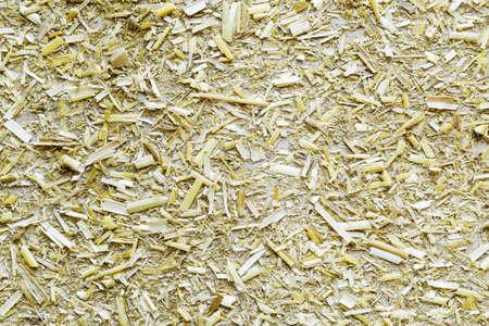 Straw fibers texture background