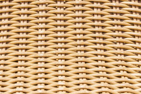 Sunlit wicker texture for graphic resources