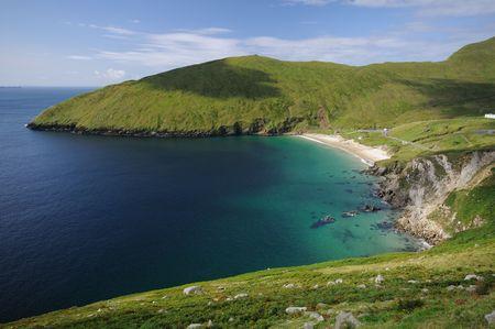 achill: Coast of Achill island Ireland