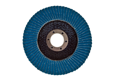 grounding: Abrasive wheels on a white background.