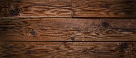 wooden dark wood plank Stockfoto