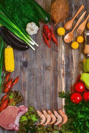 organic food healthy food products well balanced meal