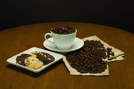 coffee and cookies 1