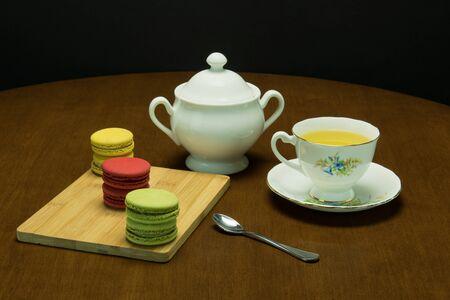 Tea and Macaroons 2