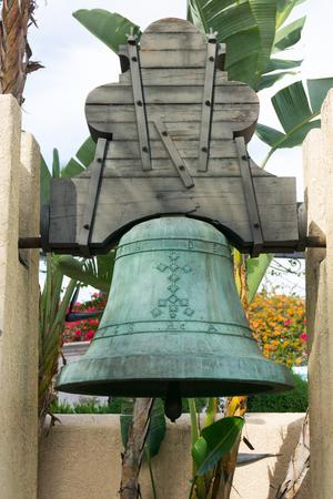 Dolores Bell, Placita Olvera, Los Angeles