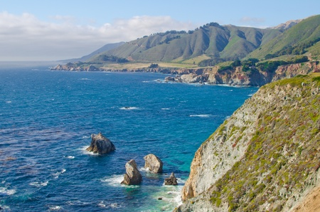 monterey: California SR1 is one of the most beautiful coastlines in the world