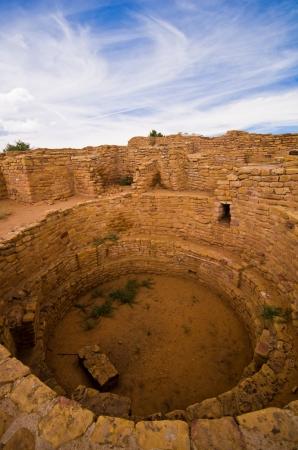 Far View Community ruins at Mesa Verde National Park photo