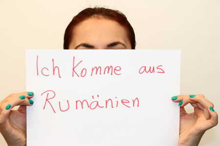 rumania: I am from Romania
