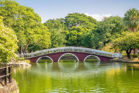 The Taichung Park is an urban park in North District, Taichung, Taiwan