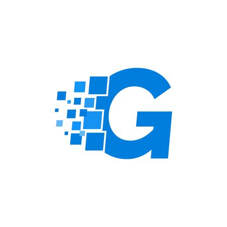 Modern Vector Logo Letter G. G Letter Design Vector